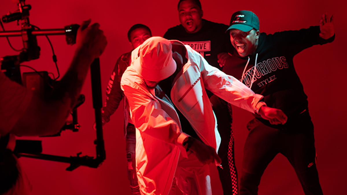 Lil Wayne X UPROAR BTS