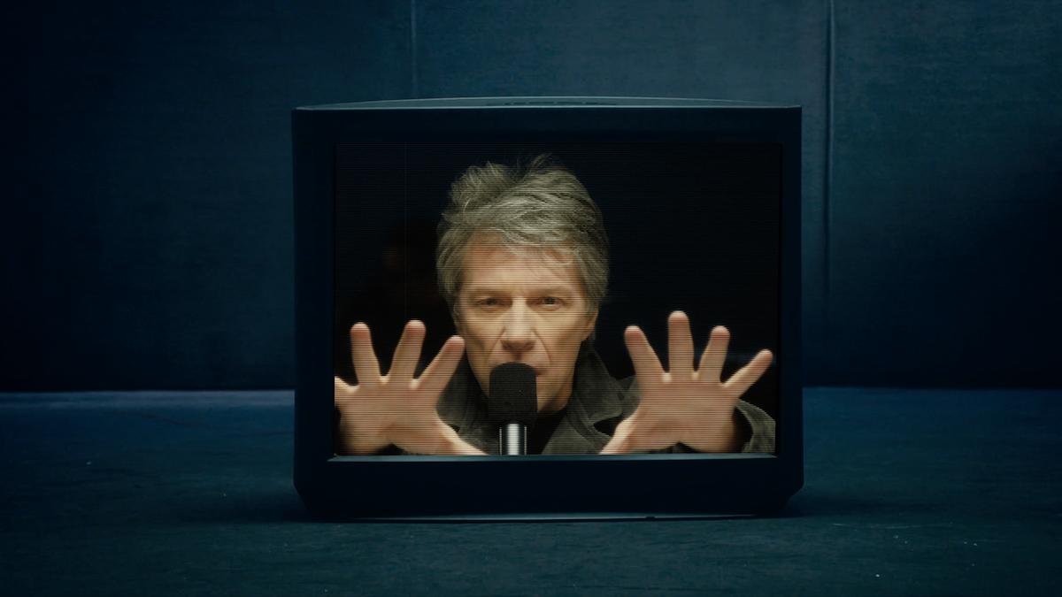 Bon Jovi X Walls