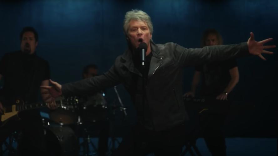 Bon Jovi Walls Video